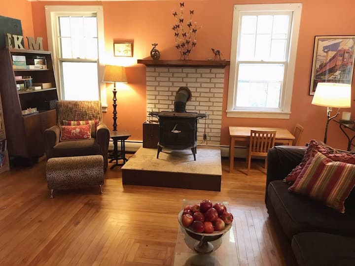 Cozy Country Retreat 2 hrs from NYC by Catamount