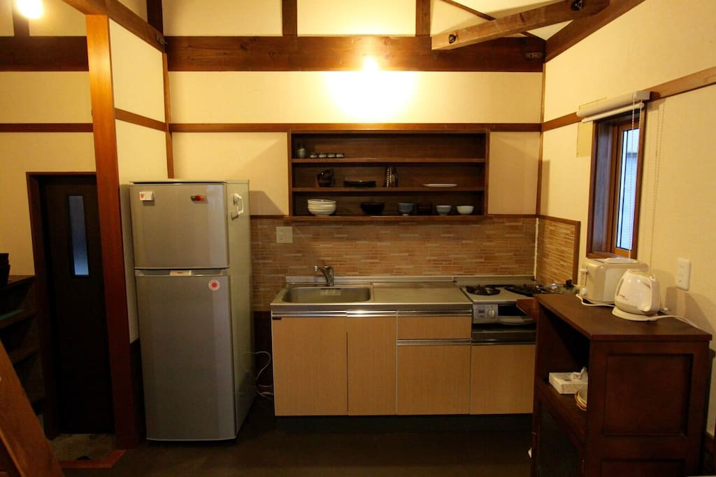 Kitchen for your own private use