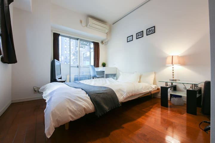 Zoo,Museum,Park, Happy Ueno area !3ppl#AS178 - Bunkyō-ku - Apartamento