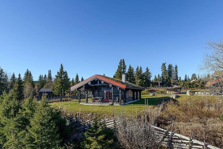 Familievennlig hytte på Nordseter, Lillehammer
