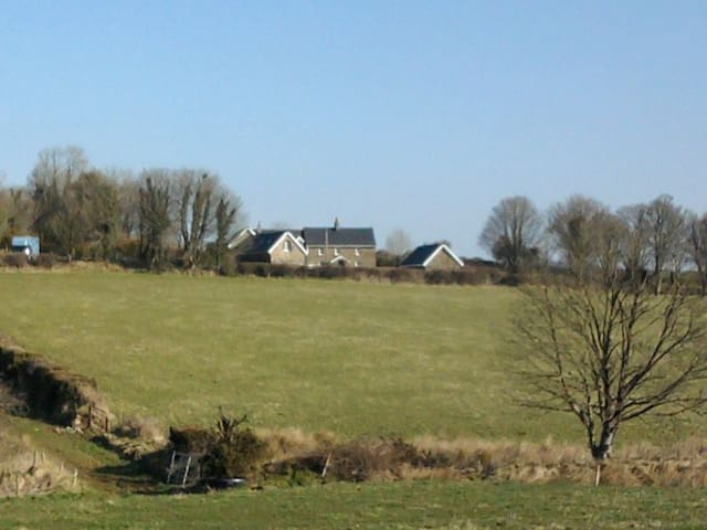 Beautiful Farmhouse - Templederry - บ้าน