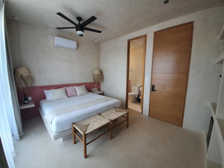CASA PEREGRINO Suite con balcón