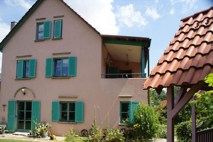 Großes Haus mit großem Garten in Stadtnähe - Pircha - Dům