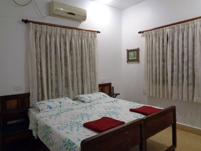 A Pleasant 1 BHK Apartment near Panjim City