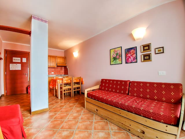 Bilocale Residence Borgo Stalle