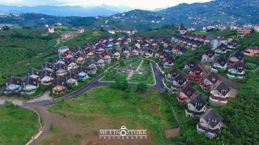 Doğa İçersinde Huzurlu Bir Villa - Trabzon - House