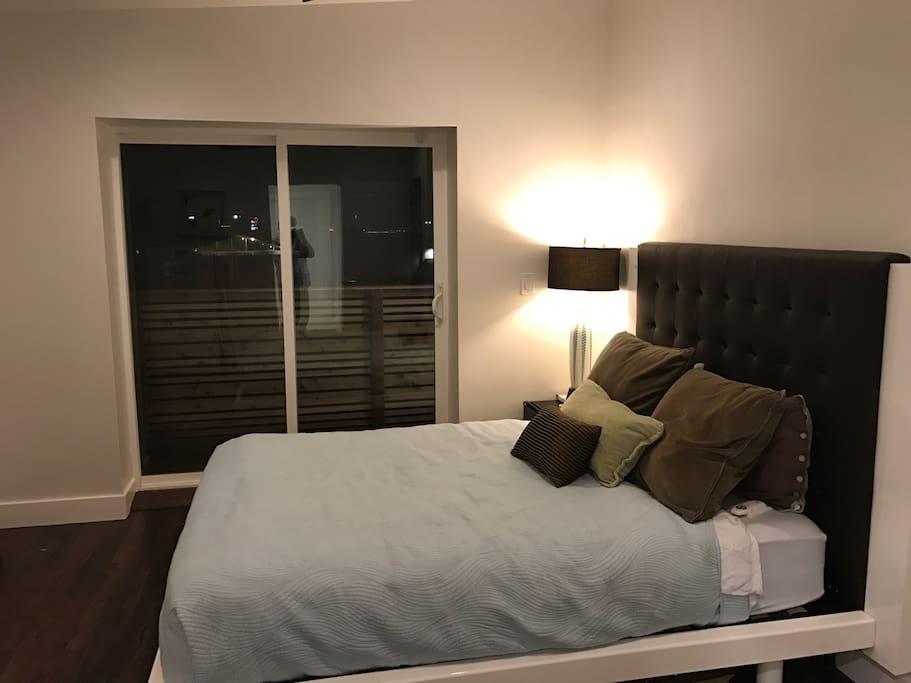 Get a good nights sleep on a firm yet soft, all-natural fiber mattress