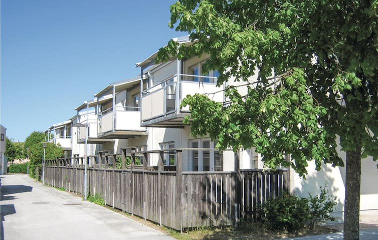 Holiday apartment with 1 bedroom on 61 m² in Visby