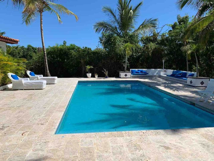 Linda and nice Villa en Casa de Campo rent by Room