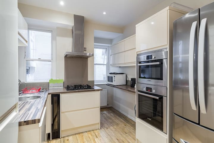 Spacious 5-bedrooms house off Oxford street - Londres - Pis
