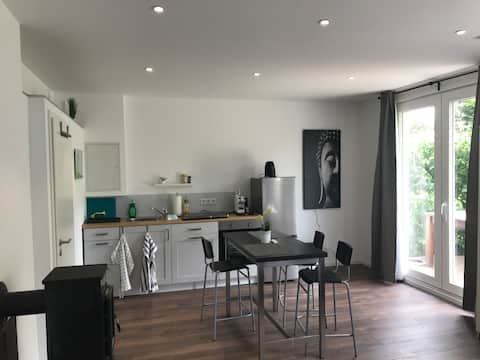 Apartment in Budenheim with its own terrace