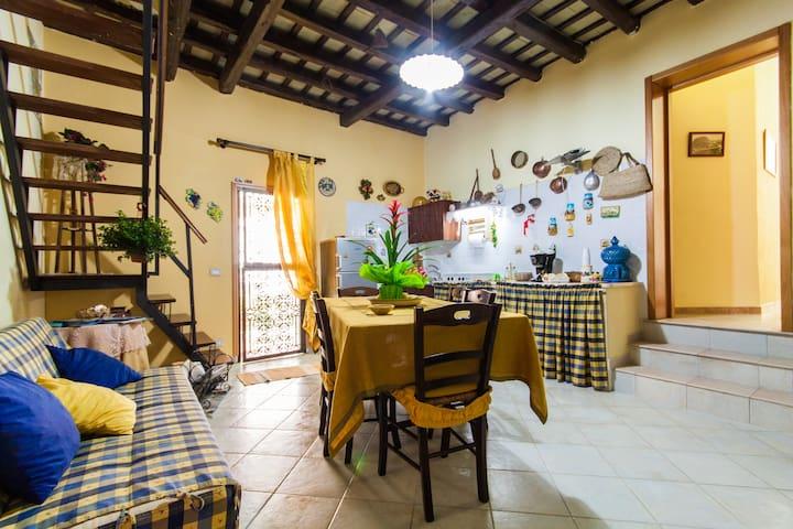 Bed and Breakfast a Custonaci, La Pergola (Tp) - Custonaci - Pousada
