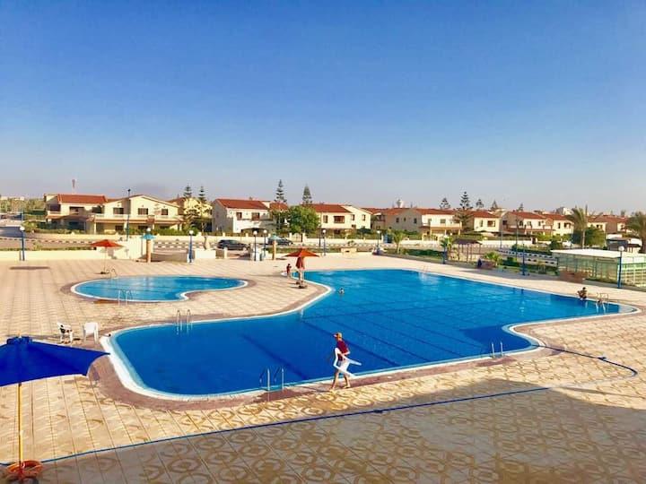 Villa in north coast, Amoon village in 35K, 3BR