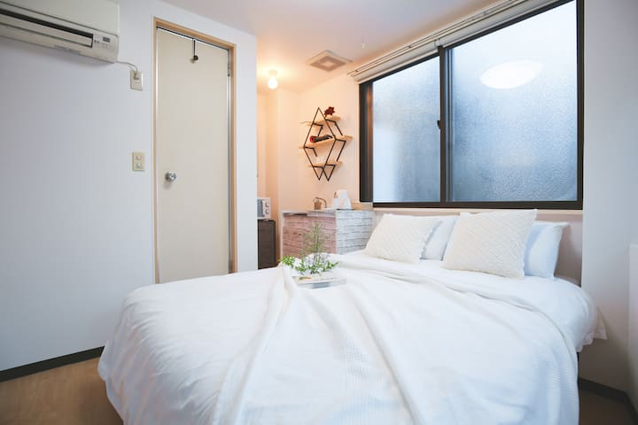 4F-Hotel License! Ueno Cozy apartment for 2 #3