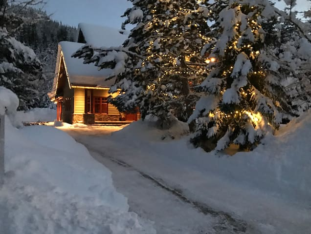 Beautiful Creekside chalet - Whistler - Hus