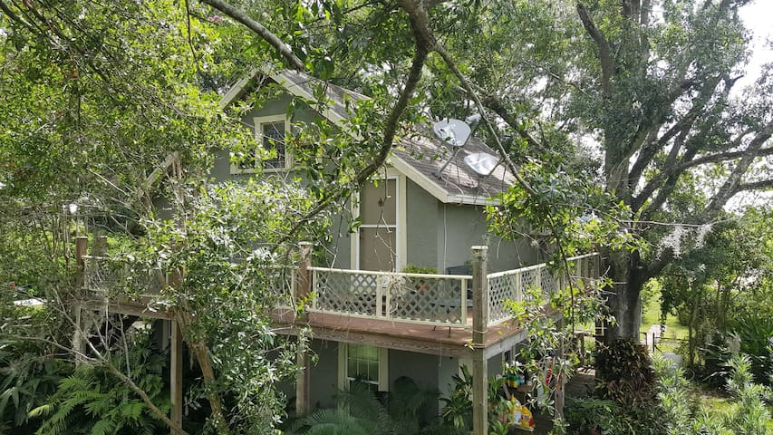 The Treehouse at Camellia Grove - Winter Haven