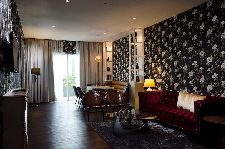 Palm Suite Octagon 886 | Ipoh Homestay - 4 Pax