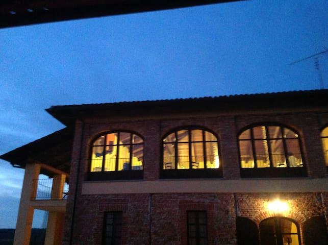 A cosy farmhouse in the Monferrato Country