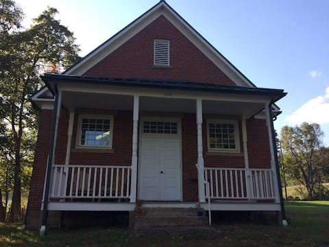 Twin Oaks School House
