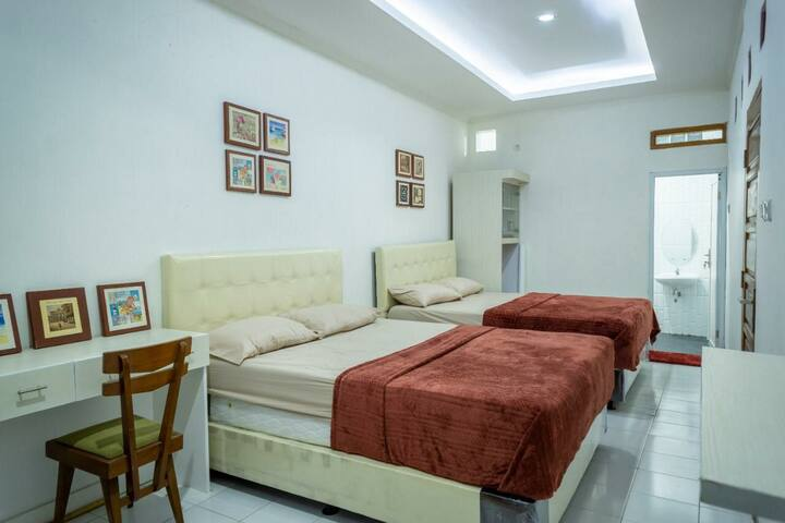 Big Room,Comfort Stay for Family@Pasteur Bandung