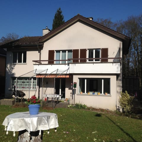 Bed & Breakfast 7 minutes from the main station. - Lucerne - Bed & Breakfast