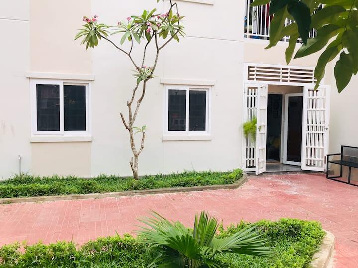 LAZY MIND home (Ground floor, 2 bedrooms)