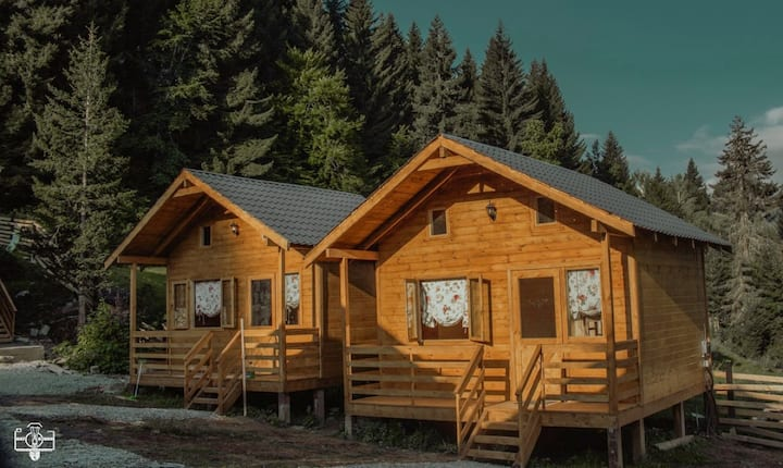 Mountain Cabins - cottage 5