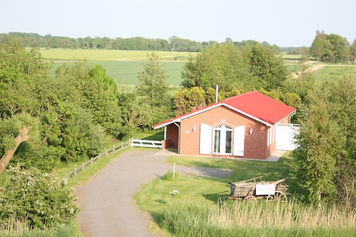 Haus Deich & Mehr - Wurster Nordseeküste - บ้าน