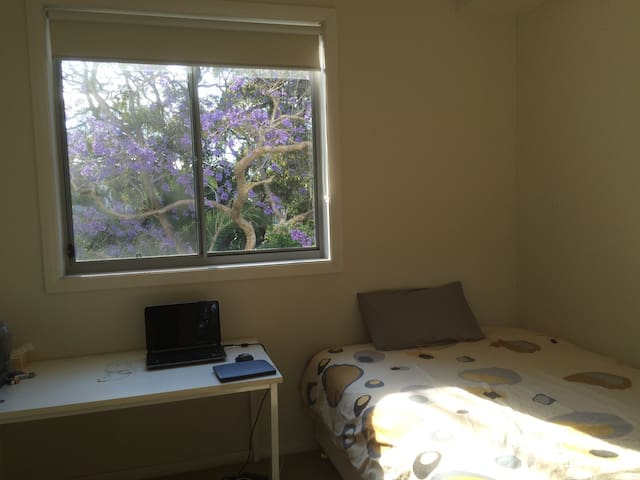 Quite comfort room in Roseville(Near Chatswood) - Roseville - Apartamento