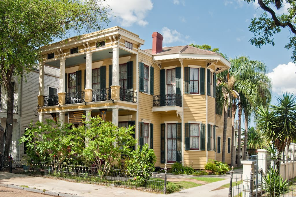 Experience Southern Hospitality and Old World Charm in this circa 1865 Italianate Beauty!