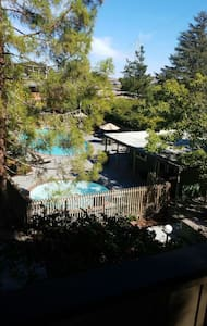 Comfortable 3BD apartment in Marin - Corte Madera