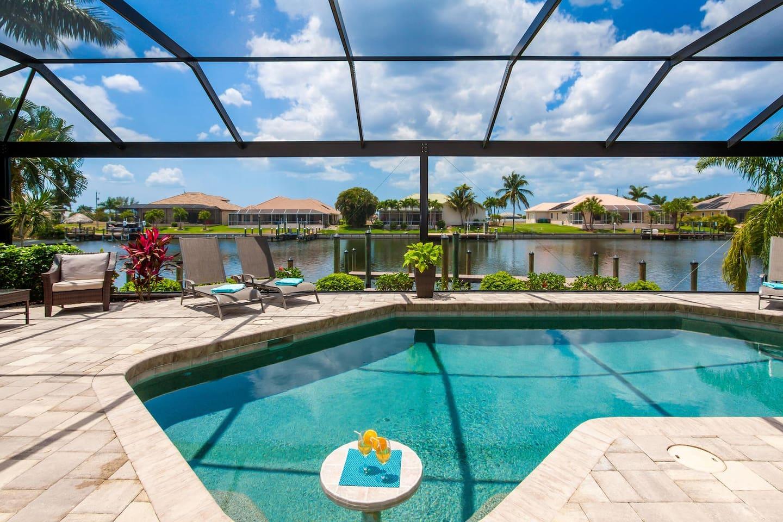 Royal Palms Pool Area