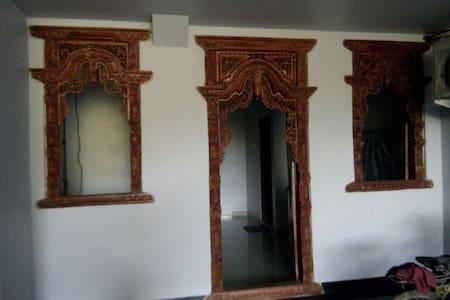 room for rent, include car parking - Ubung Kaja, Denpasar - Hus