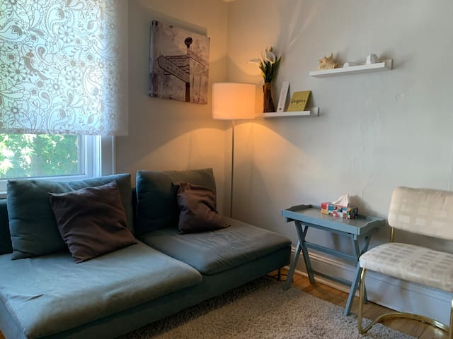 Huge 2BD Steps Away From Everything - FREE Parking