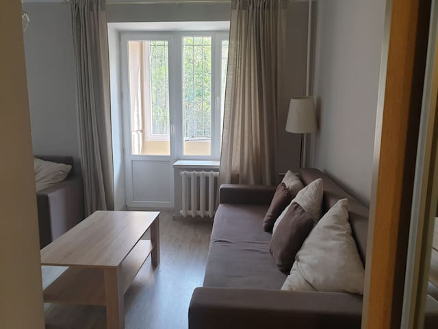 Cosy appartment for 1, 2 or 3 people, citycenter.