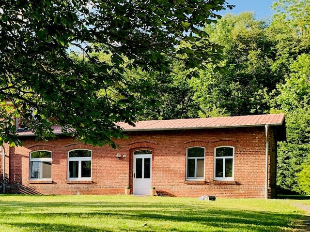"""Ferienhaus """"Am Lokschuppen"""" für 4 Gäste"""