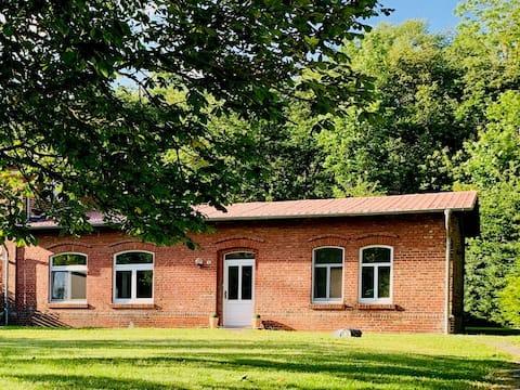 """Ferienhaus """"Am Lokschuppen"""" für bis zu 6 Gäste"""