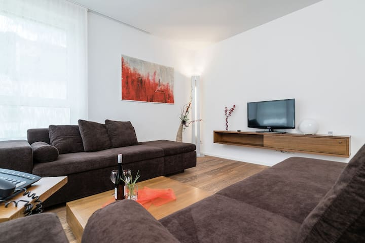 Luxury Apartment with Glacier View in Kaprun Salzburg