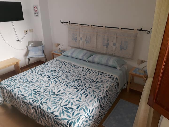 Double room (Blue)