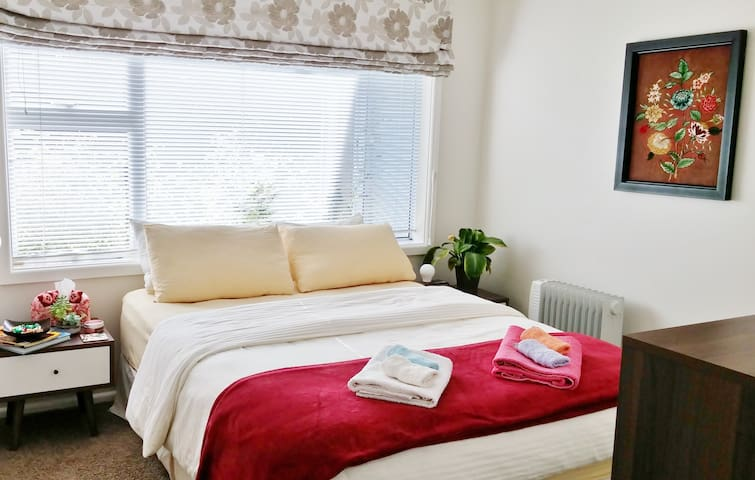 Quality and Luxury B&B near Airport - Christchurch - Bed & Breakfast