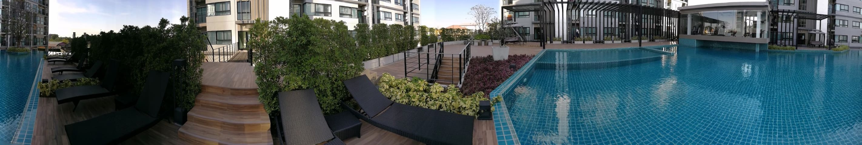 The harmonest condo at Chonburi