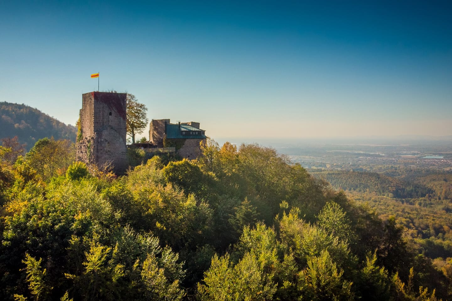 Your place to stay in a over 1000 year old Castel