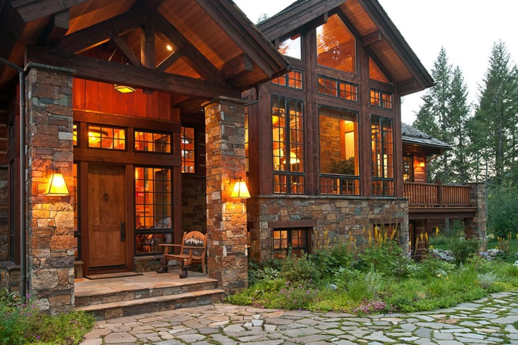 Abode Luxury Rentals Jackson Hole 4 bedroom home