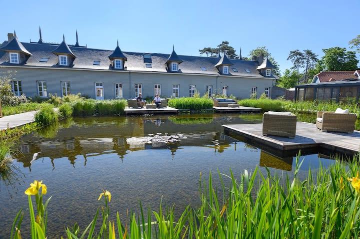 Hôtel avec Spa - Hauts de France -Baie de Somme