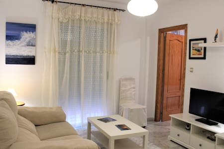 Cosy apartment in the old town at 2 min from beach