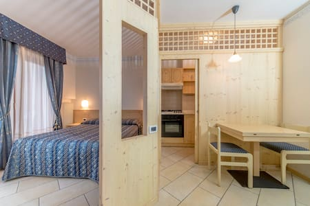 Equipped flat in Comano Terme - Comano Terme - 公寓
