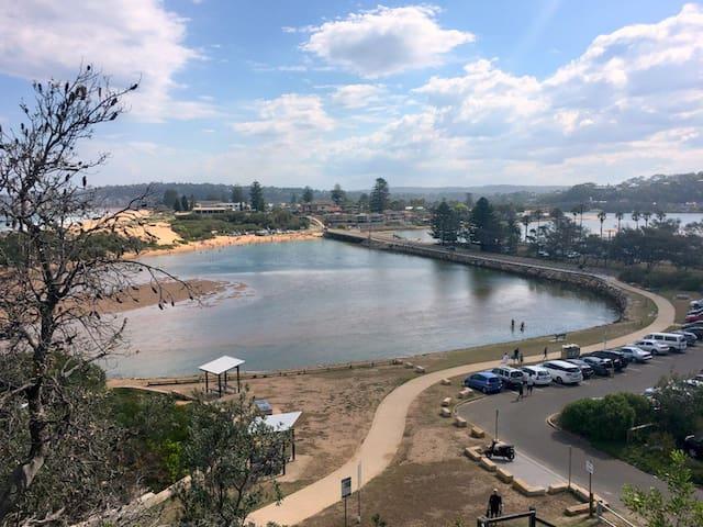 Northern Beaches Getaway - North Narrabeen - Apartamento