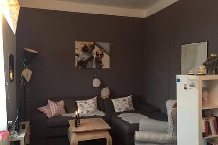 Schönes Zimmer (14qm) in zentraler Altbauwohnung! - Oldenburg