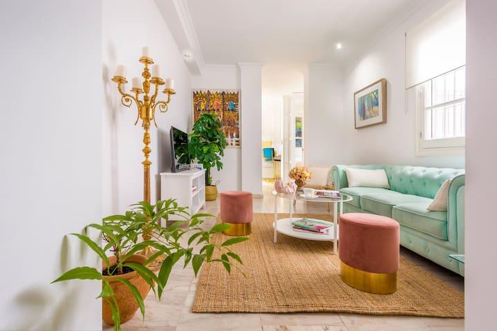 Apartamento UNICO Alcázar