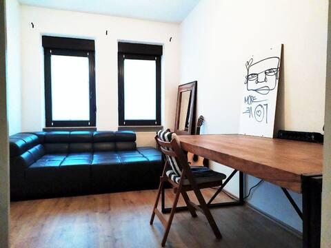 Komplette Wohnung für 2 direkt in Nürnberg :)